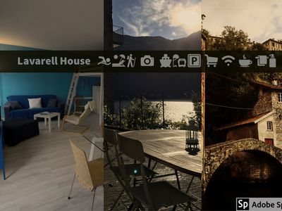 Photo for Lavarell House - best lake view with private GARDEN