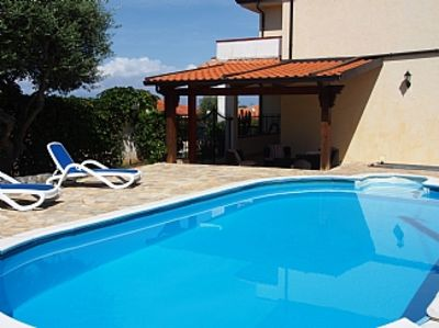 Photo for Villa With Private Heated Pool And Sea Views, Set Within Small Gated Development