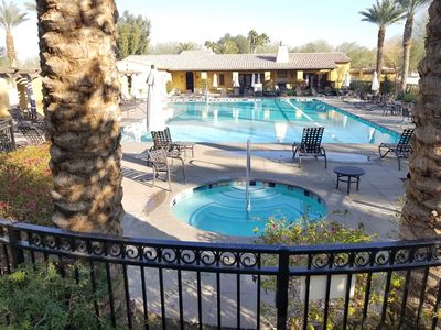 Photo for Stunning 2-BD 2-BA Condo in Spanish Walk Community of Palm Desert