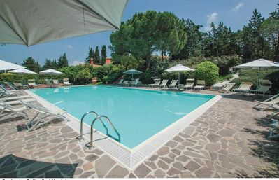 Photo for 1BR Apartment Vacation Rental in Montaione, Toskana