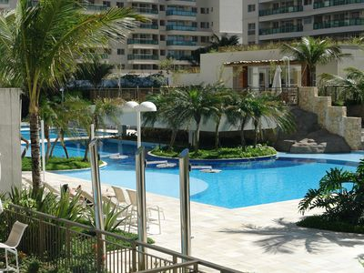 Photo for Amazing Condo, Near Beach (Barra da Tijuca), Near HSBC Arena