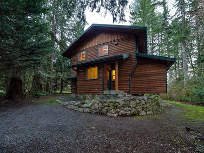 Photo for Mt. Baker Lodging Cabin #54 – MT VIEW, BBQ, WIFI, D/W, W/D, SLEEPS-6!