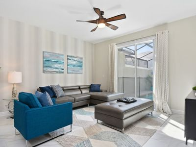 Photo for Luxury on a budget - Storey Lake Resort - Feature Packed Relaxing 4 Beds 3 Baths Townhome - 5 Miles To Disney