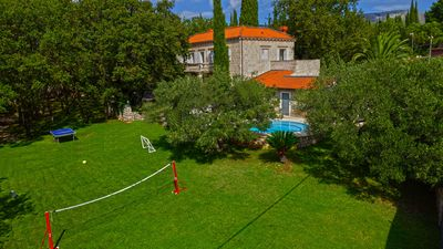 Photo for 4 Bedroom Villa With Private Heated Pool, Dubrovnik Region