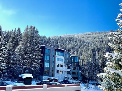 Photo for Brand New, Exclusive, Elegant, Mountain Modern, SKI-In/SKI-Out condo