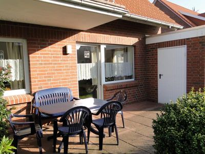 Photo for Wheelchair friendly, cozy and bright: The ground floor apartment with approx