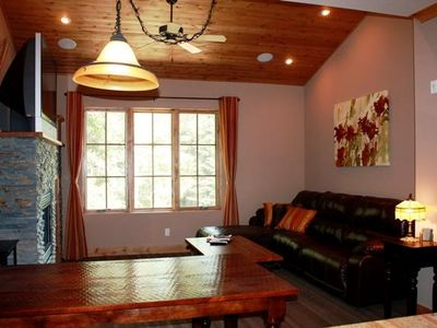 Relax in one of the Bear Valley's finest condos!