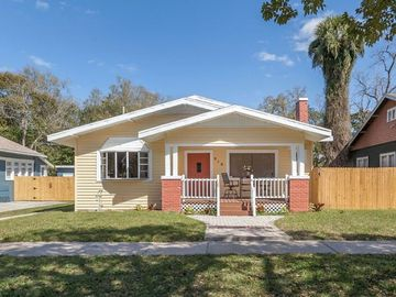 Designer Home just minutes from Ybor City, Convention Center and Downtown Tampa