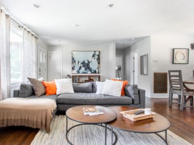 Photo for HGTV Featured Nashville Getaway, $8 Uber to Downtown