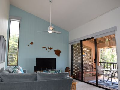 Photo for Beautifully Remodeled Ocean View Wailea Condo Walking Distance to Beach