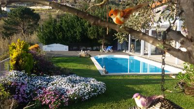 Photo for Special offer: House w / pool set in a romantic and idyllic location.