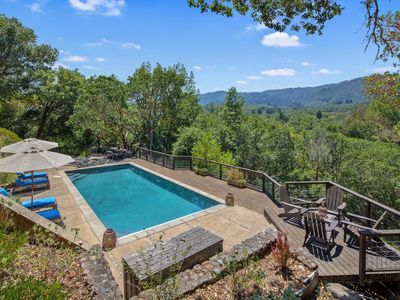 Photo for Exclusive Villa Vista, Gated Estate w/ Views, Pool & Hot Tub