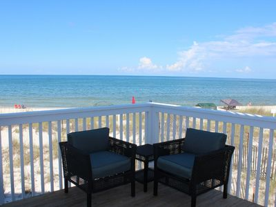Photo for Panoramic Gulfviews! 2 BR / 2.5 BA , Wi-Fi,