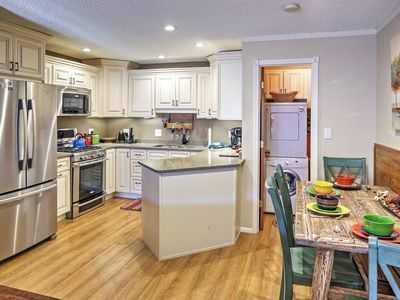 Photo for 2BR Red River Townhome w/Private Balcony!