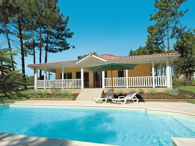 Photo for Vacation home Eden Parc Golf  in Lacanau, Aquitaine - 4 persons, 2 bedrooms