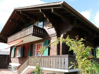 Photo for Apartment Béatrice in Lenk - 4 persons, 2 bedrooms