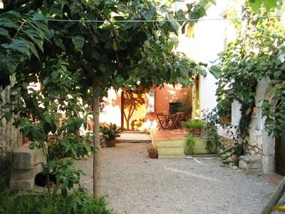 Photo for COUNTRY HOUSE SITUATED IN WINE-PRODUCING MEDIEVAL HAMLET OF SITGES