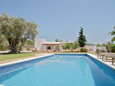 Photo for Beautiful villa between Ibiza and San Jose