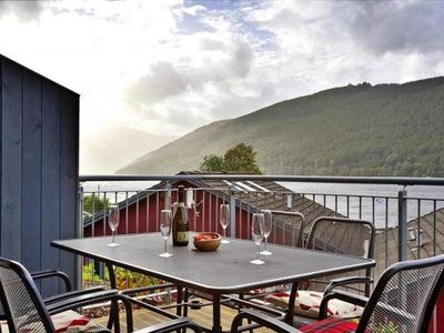 Photo for Holiday resort Taymouth Marina, Kenmore  in Perthshire - 8 persons, 3 bedrooms