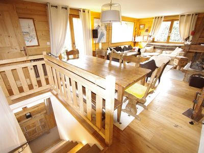 Photo for Apartment in chalet