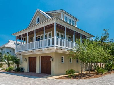 Photo for Jolly Roger: Amazing Carriage House - South of 30A with Gulf Views!