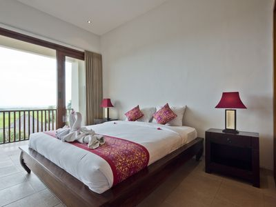 Photo for Ricefield View Villa C1/ 2 Bedrooms