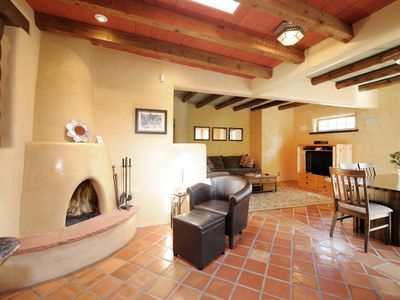 Photo for ★Historic Adobe Home★| Patio | Walk to Canyon Rd