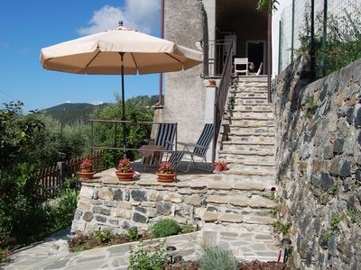 Photo for SUPER OFFER !! Cinque terre, wonderful country house between sea and nature