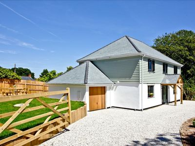 Photo for 5 bedroom accommodation in Duporth