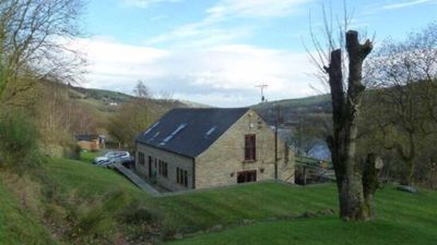 Photo for 5 bedroom (sleeps 10) luxury retreat, complete with **hot tub and dog friendly**