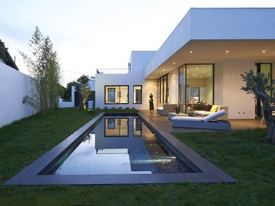 Photo for Architect-designed Villa with a Swimming-pool