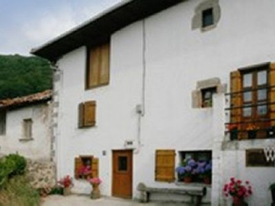 Photo for 3BR Cottage Vacation Rental in Zilbeti, Navarra