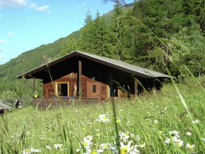 Photo for Cozy Chalet near Sankt Jakob in Defereggen with Mountain View