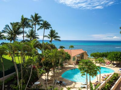 Photo for Fall Dates Open - Air conditioned Oceanview - Spacious - Lanai - Free WiFi & Parking