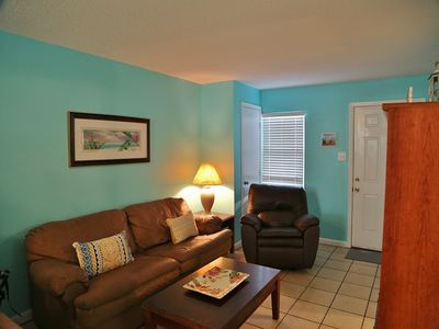 Photo for Sunrise Village 109 - Great price, just a few steps to the beach - FREE WiFi Affordable beach condo