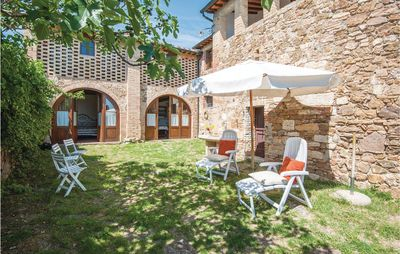 Photo for 2 bedroom accommodation in S. Quirico d'Orcia SI