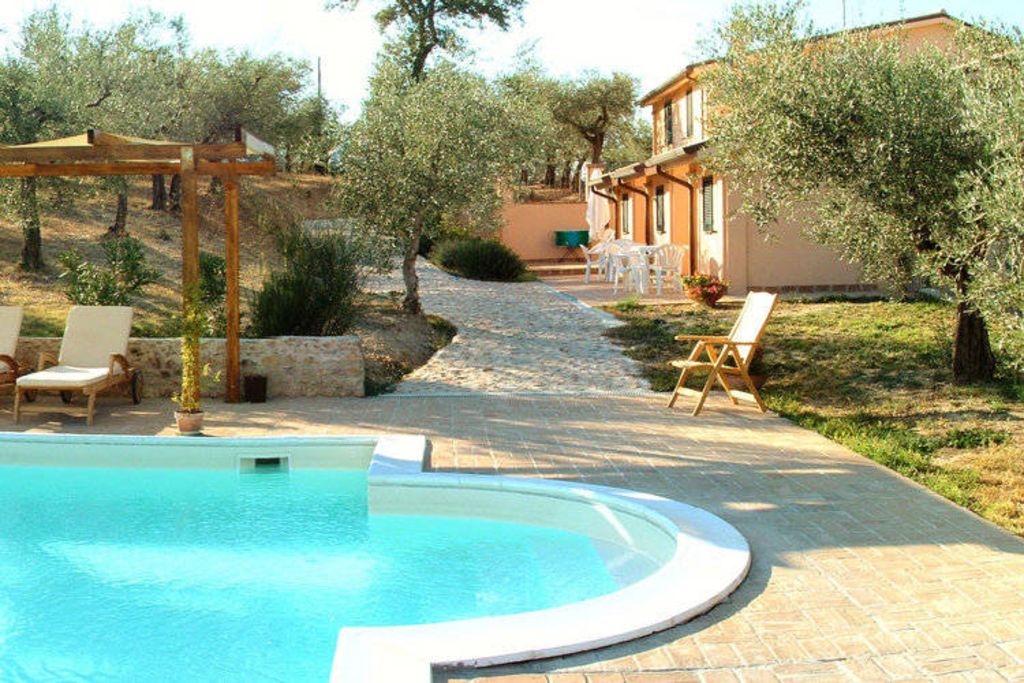 Agriturismo With Swimming Pool Between Homeaway Giano