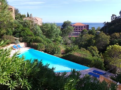 Photo for T3 SEA VIEW AND ESTEREL 7 BEDS