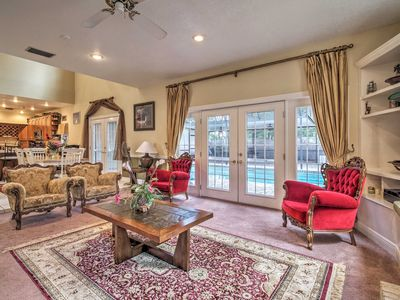 Photo for NEW! Upscale Longwood Home w/ Pool & Theater Room!