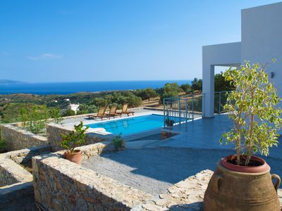 Photo for Close to the most beautiful beaches of South Rethymno! Ideal for families!