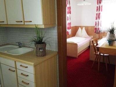 Photo for Apartment / 2 bedrooms / shower, WC - Hallinger, Haus