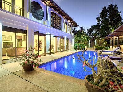 Photo for Big Buddha Beach Pool Villa
