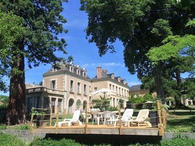 Photo for Gites & Chambre d'hote/B&B in the Loire Valley near Centre Parcs & Puy du Fou