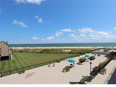 Photo for C309: 1BR Sea Colony oceanfront condo! Private beach, pools, tennis ...