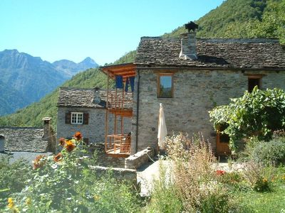 Photo for Lovingly restored traditional house at the fringe of an ancient village