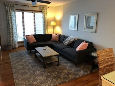 Photo for Newly renovated 3 Bedroom/2 Bath on beach block.
