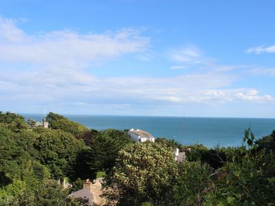 Photo for Stunning Two Bedroom Apartment With 20 Mile Panoramic Sea View