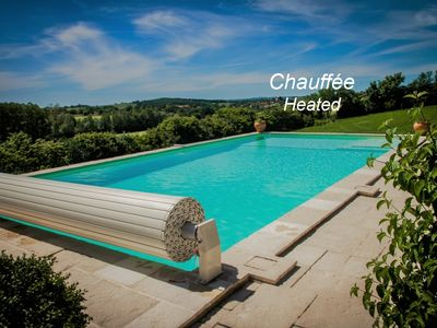 Photo for Self catering La Vieille Maison - 2 to 6 people - 7 mn from Albi - heated swimming pool