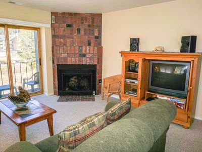 Photo for Ski-in/out Whiskey Towers #210 - spacious condo 2 BR/3 Bath