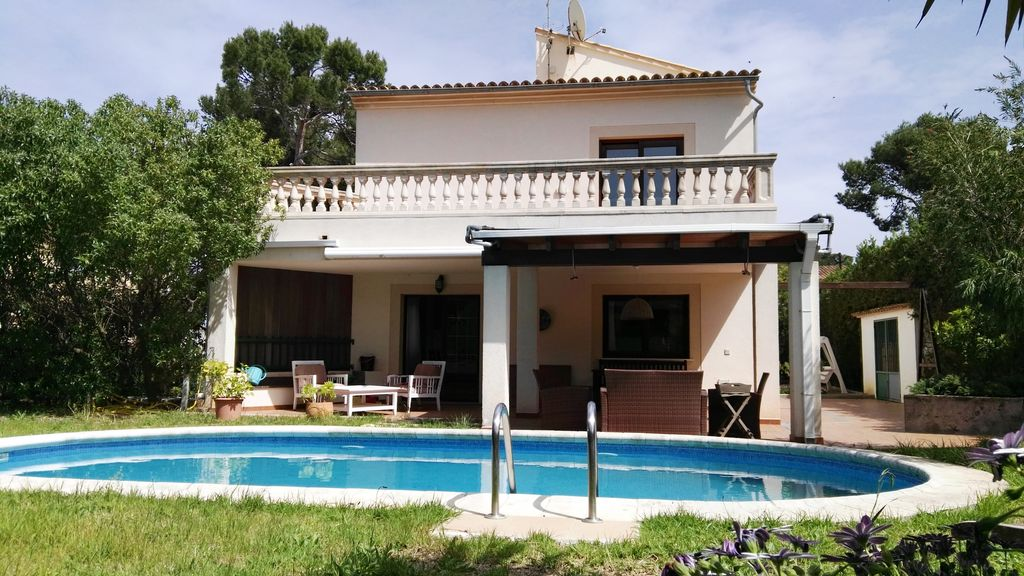 Dream House With Private Pool In Cala Ratjada